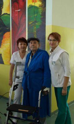 Bánovská nemocnica vynovila izby na oddelení dlhodobo chorých