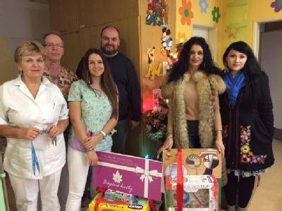 Vianoce v bánovskej nemocnici