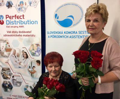 Biele srdcia získali sestry z bánovskej nemocnice