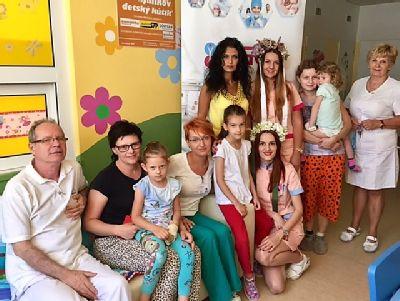 Deň detí v bánovskej nemocnici