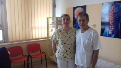 Bánovská nemocnica otvorila nové lôžkové oddelenie fyziatrie, balneológie a liečebnej rehabilitácie