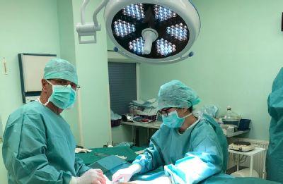 V bánovskej nemocnici operujú kŕčové žily najmodernejšími metódami