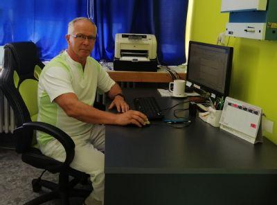 Na ortopédii v bánovskej nemocnici ročne vyšetria 5000 pacientov