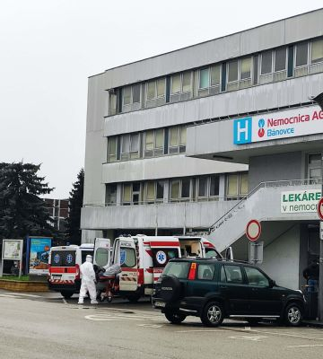Bánovská nemocnica obnovila činnosť oddelenia dlhodobo chorých